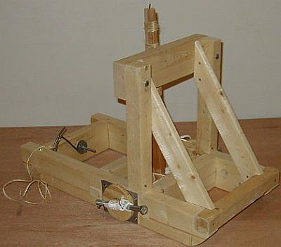 torsion catapult blueprints. torsion catapult blueprints